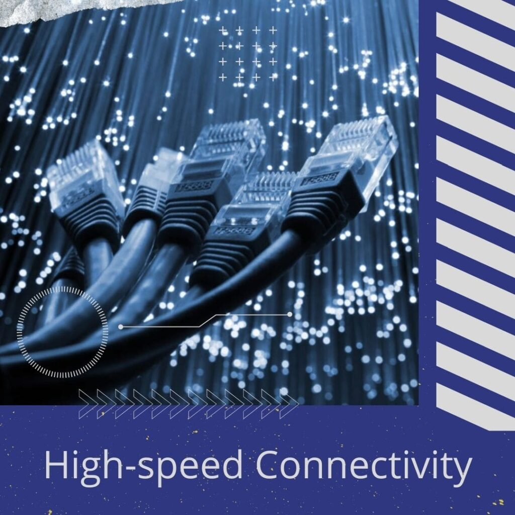 High Speed Connectivity provided by Charlton Networks