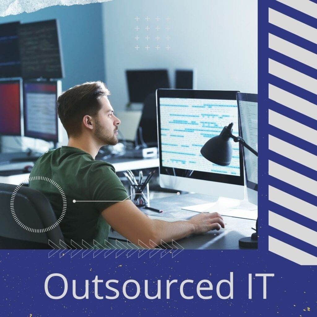 Outsourced IT for small businesses.