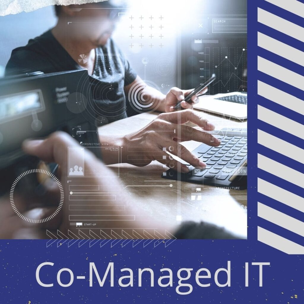 Co-Managed IT is a great solution for small businesses