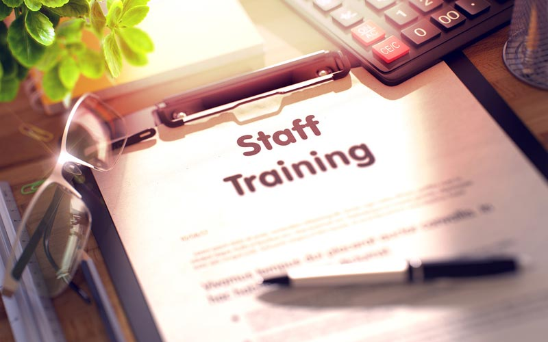 Train your staff against cyber attacks